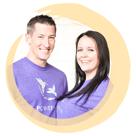 Chiropractor in Ormond Beach FL Jayme Frear with Blake Frear